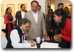 Book launch of Ramachandra Guha