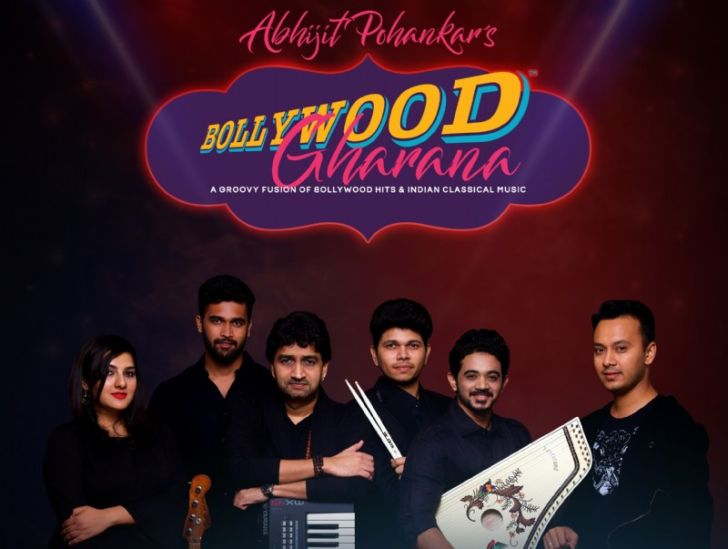 BOLLYWOOD'GHARANA' First Time in New York City, June 7th
