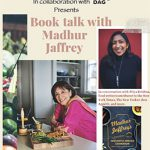 Book talk with Madhur Jaffrey