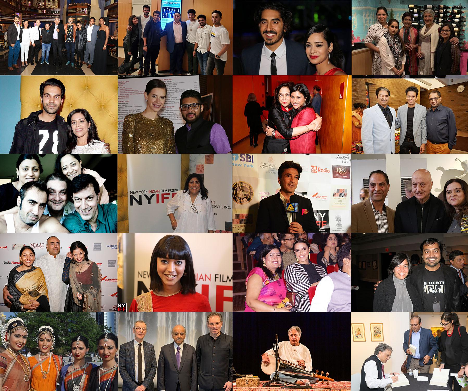 IAAC Star Cast