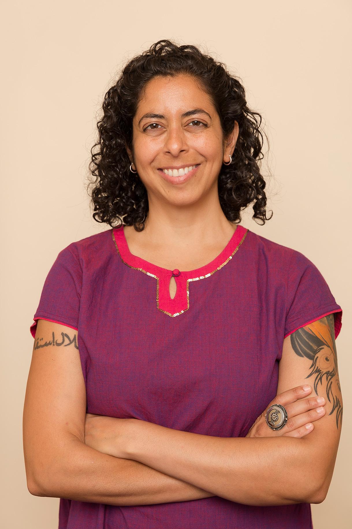 Anuradha Baghwati