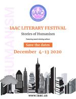 IAAC Literary Festival 2020