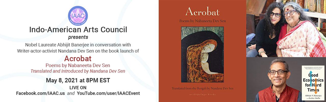 Acrobat Poems by Nabaneeta Dev Sen