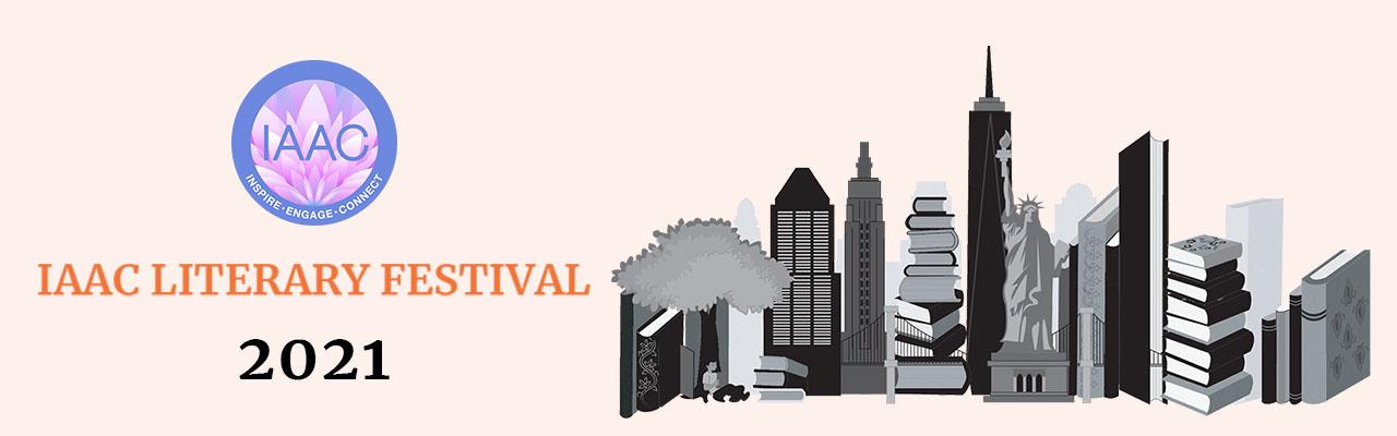 IAAC Literary Festival 2021