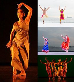 Erasing Borders Festival of Indian Dance